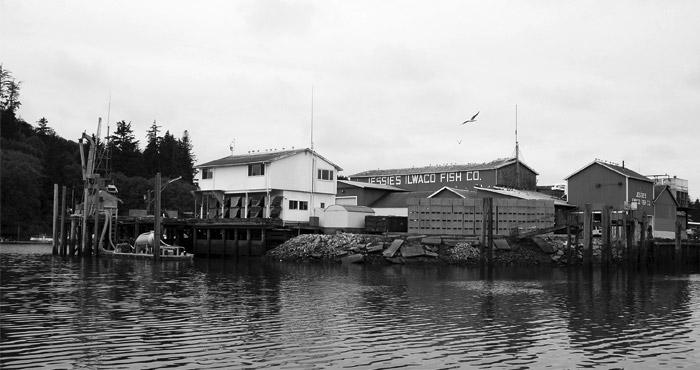 Le port d'Ilwaco Joe y a passé la fin de sa vie Crédits