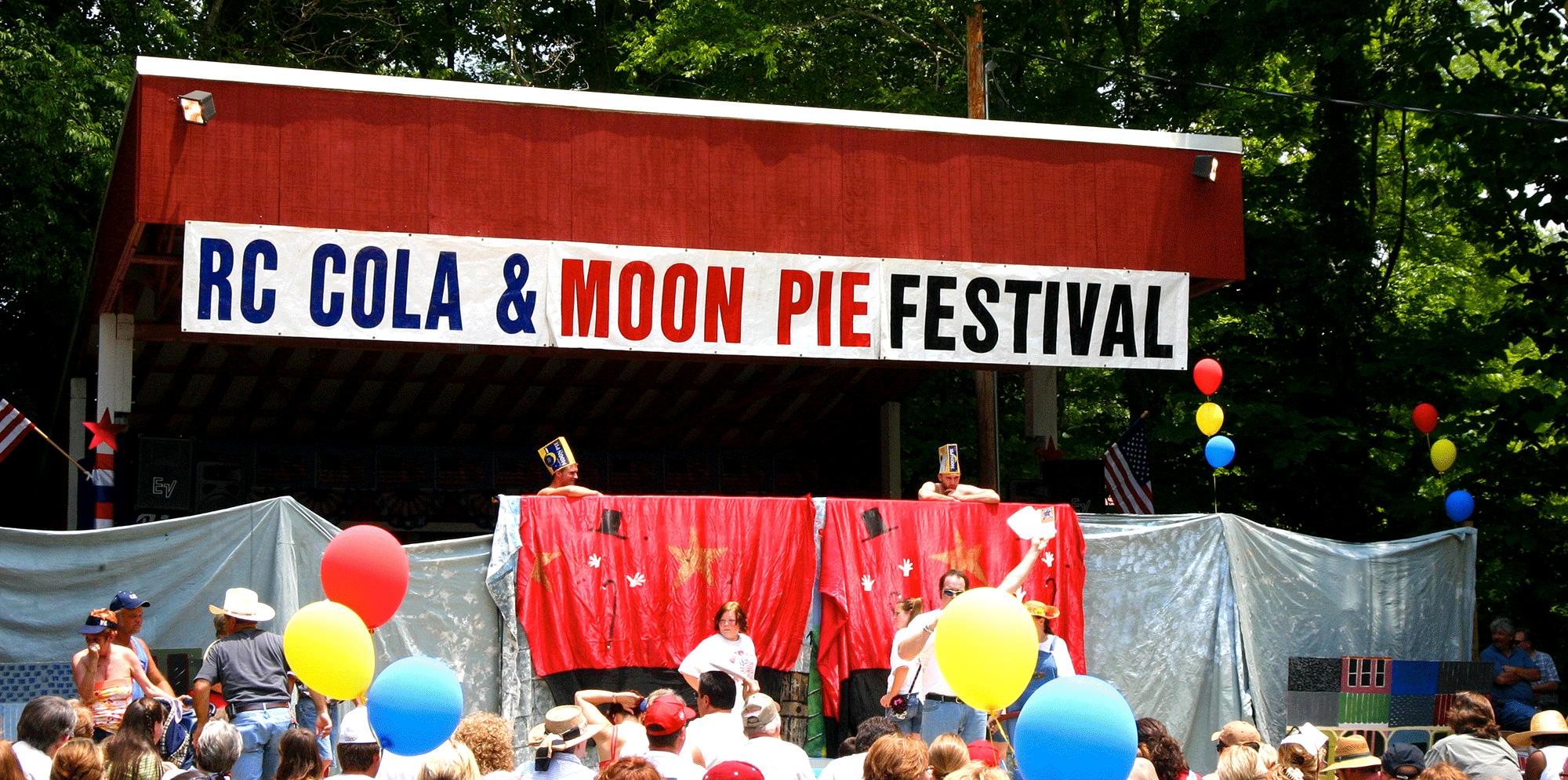 Le RC Cola & Monn Pie Festival de Bell Buckle en 2008Crédits