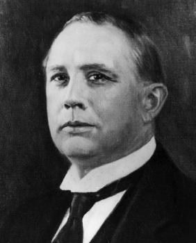 Claud Hatcher, le fondateur de RC ColaCrédits : wikipédia