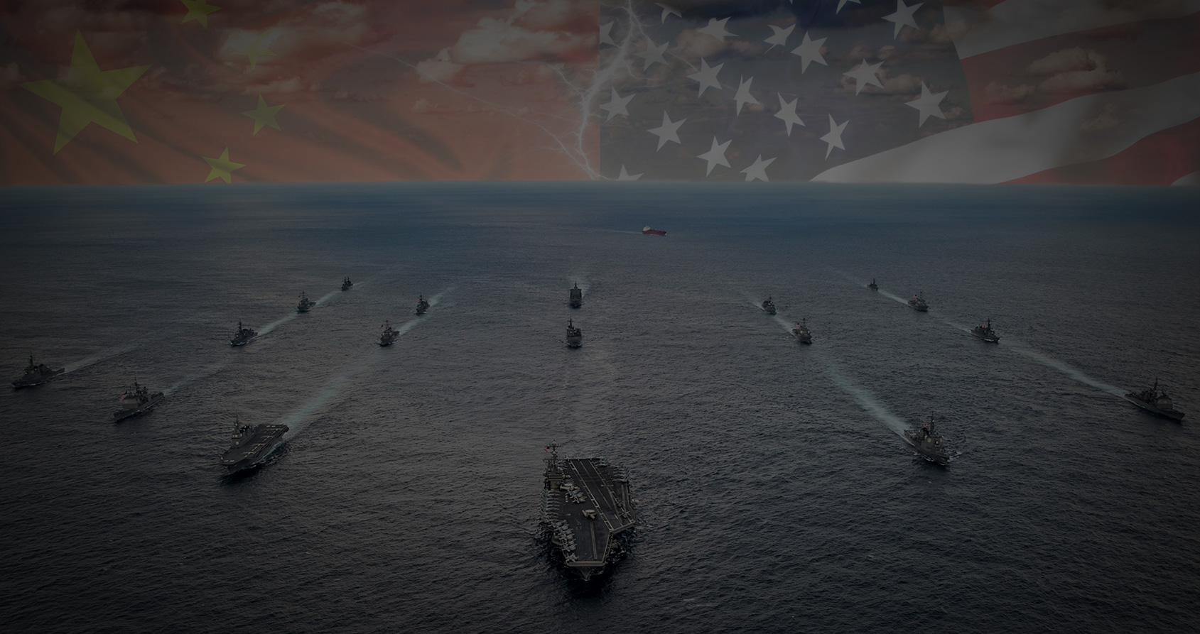 La Troisième Guerre mondiale a-t-elle commencé en mer de Chine ?