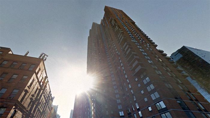Le Manhattan Plaza, résidence d'artistes qui a abrité de nombreux acteurs, dont Larry DavidCrédits