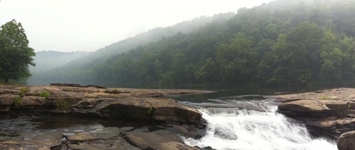 La Virginie-Occidentale, un Etat montagneux parsemé de rivièresCrédits