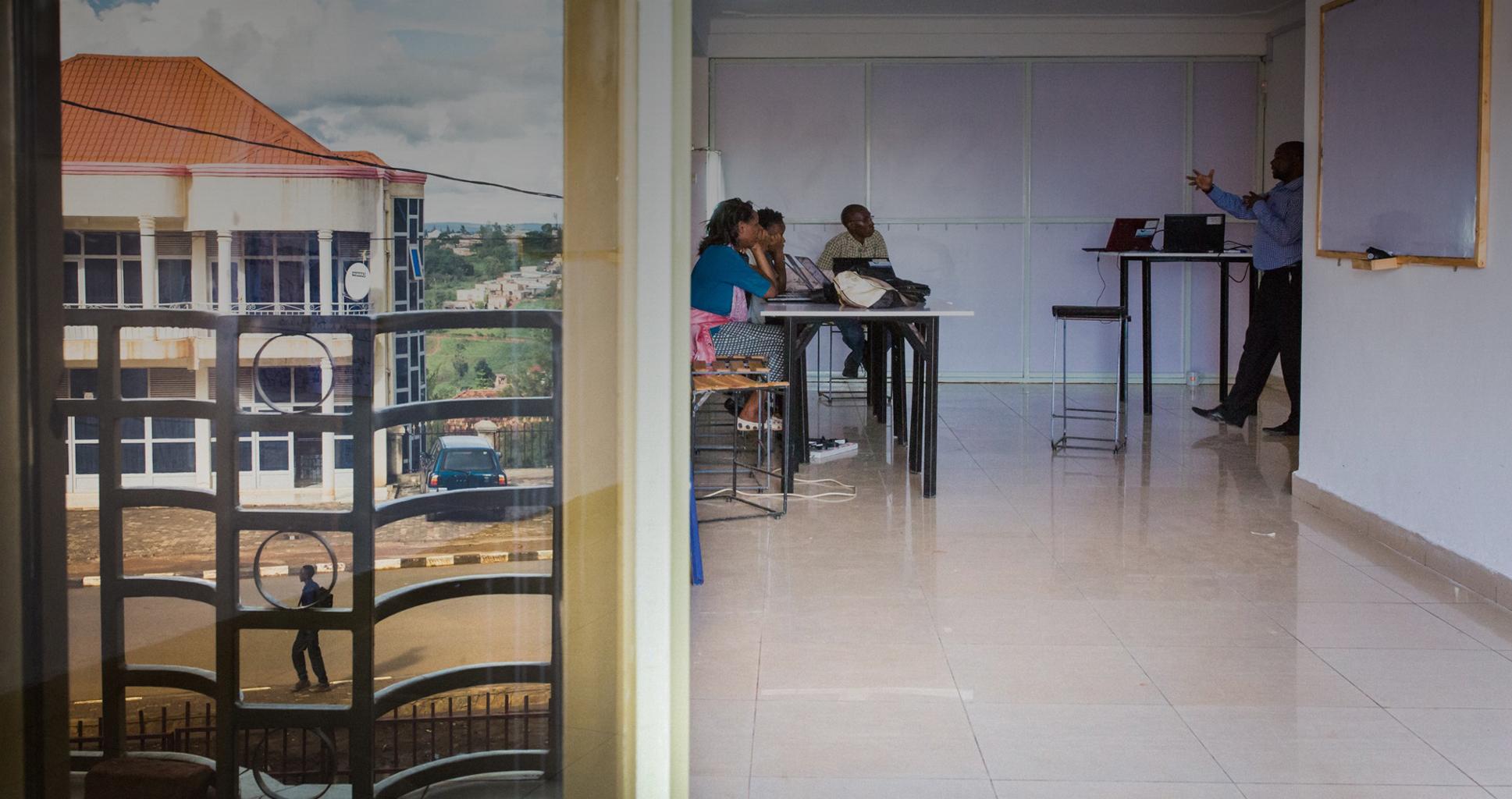 Une université pas comme les autres au Rwanda