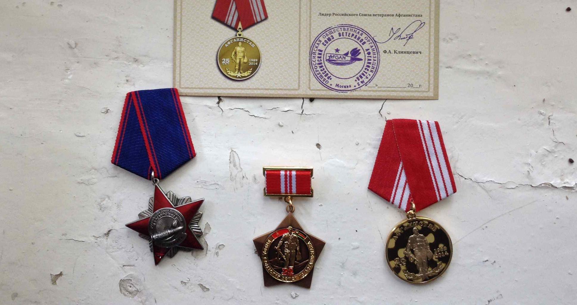 Les vétérans de la guerre d'Afghanistan repartent au combat en Ukraine