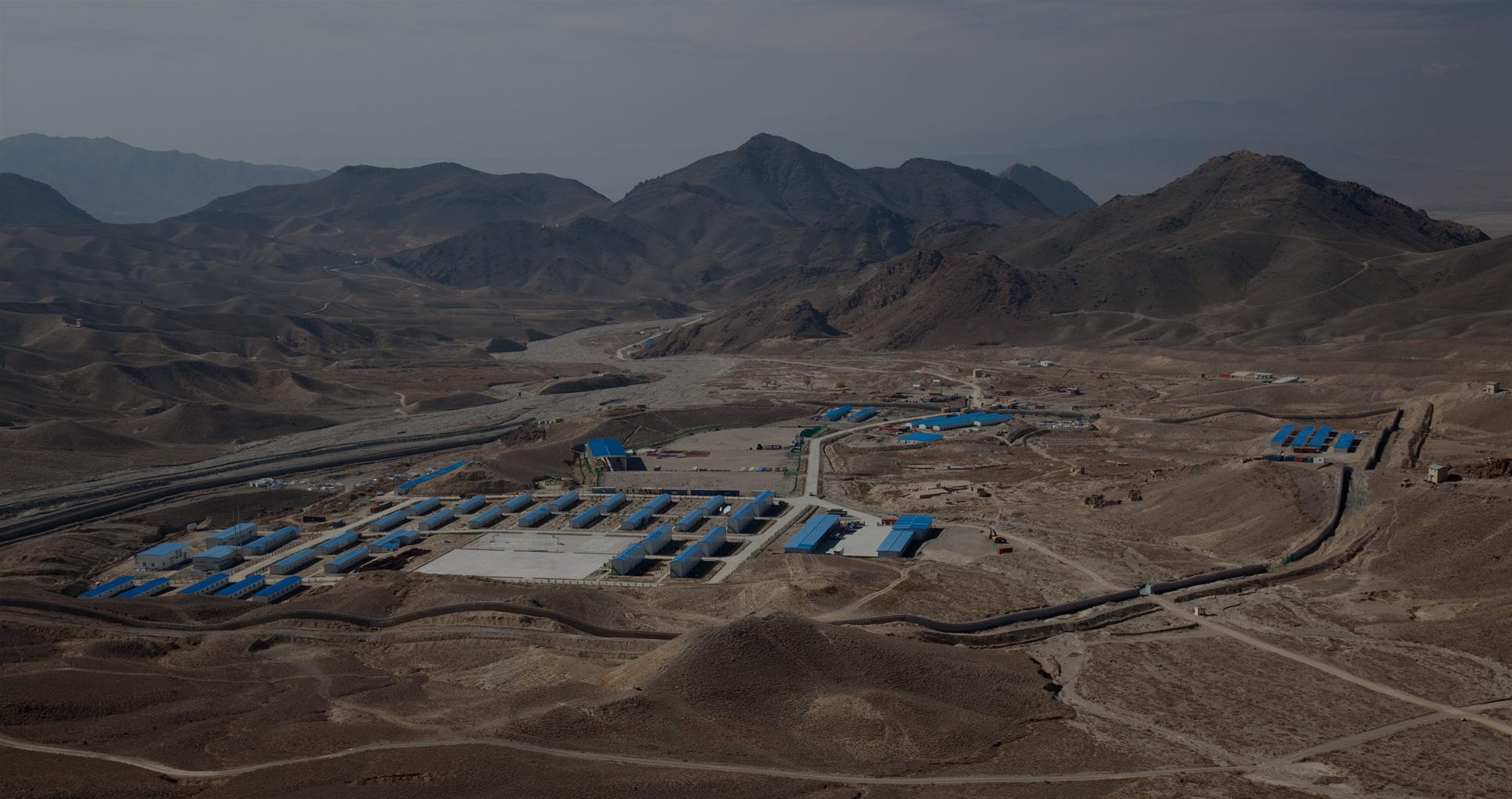 Qui profite des ressources naturelles de l'Afghanistan ?