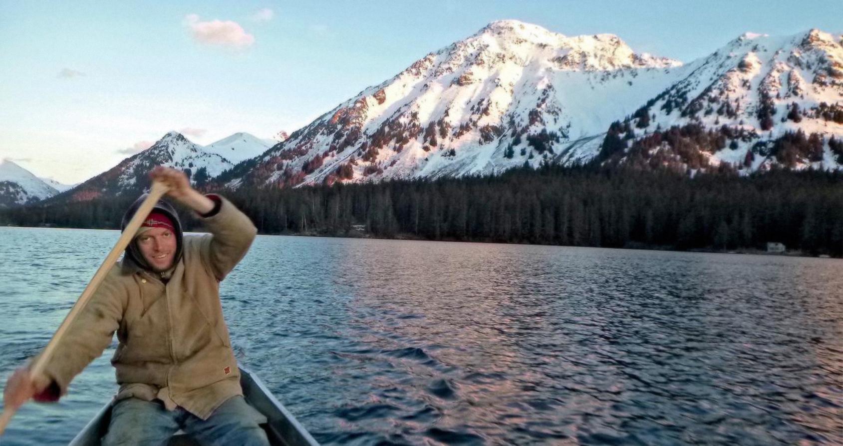 Sur les pas d'un aventurier français disparu en Alaska