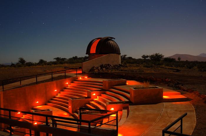 De nombreux observatoires touristiques ont étés ouverts ces dernières années au Chili, comme ici à Cruz del SurCrédits : ESO