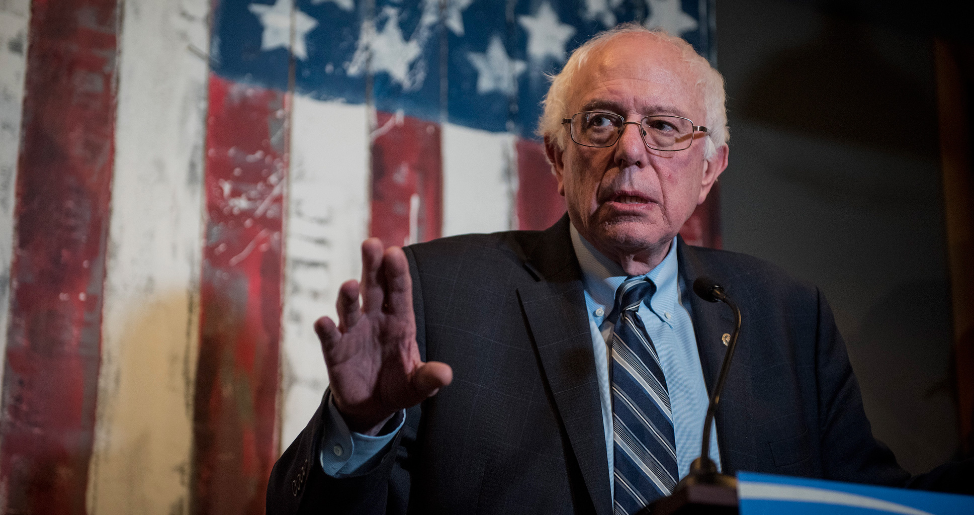 Un week-end avec Bernie Sanders