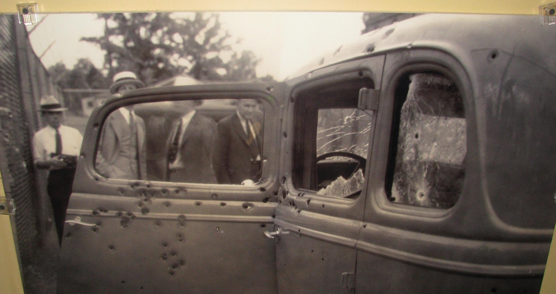 La dernière cavale de Bonnie & Clyde