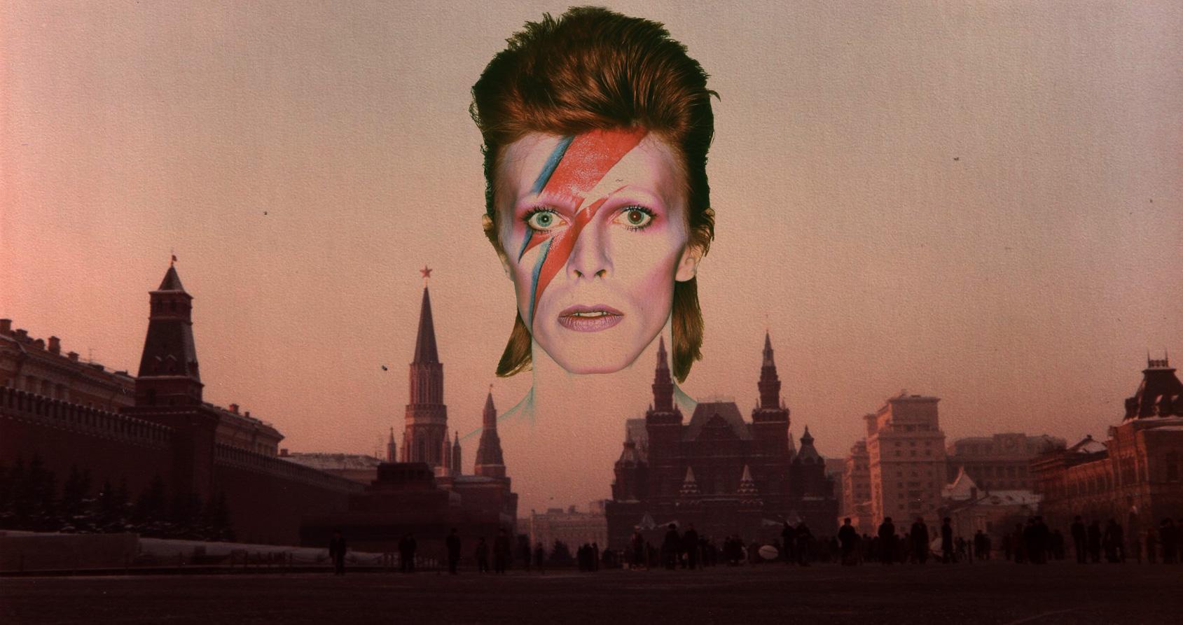 Pourquoi ces jeunes surréalistes russes haïssaient-ils David Bowie ?