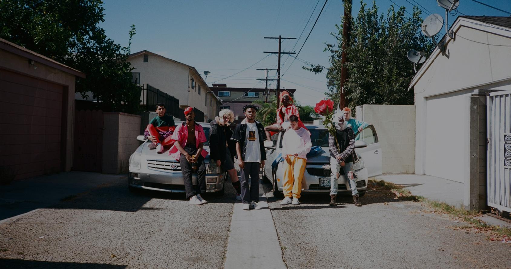 Brockhampton : comment 14 geeks sans histoire sont devenus des stars du rap sur Internet