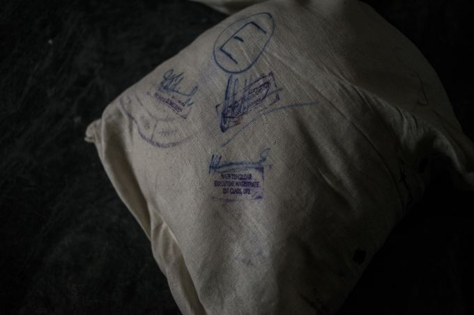 Un sac d'héroïne confisqué par la police d'UriCrédits : Sami Siva