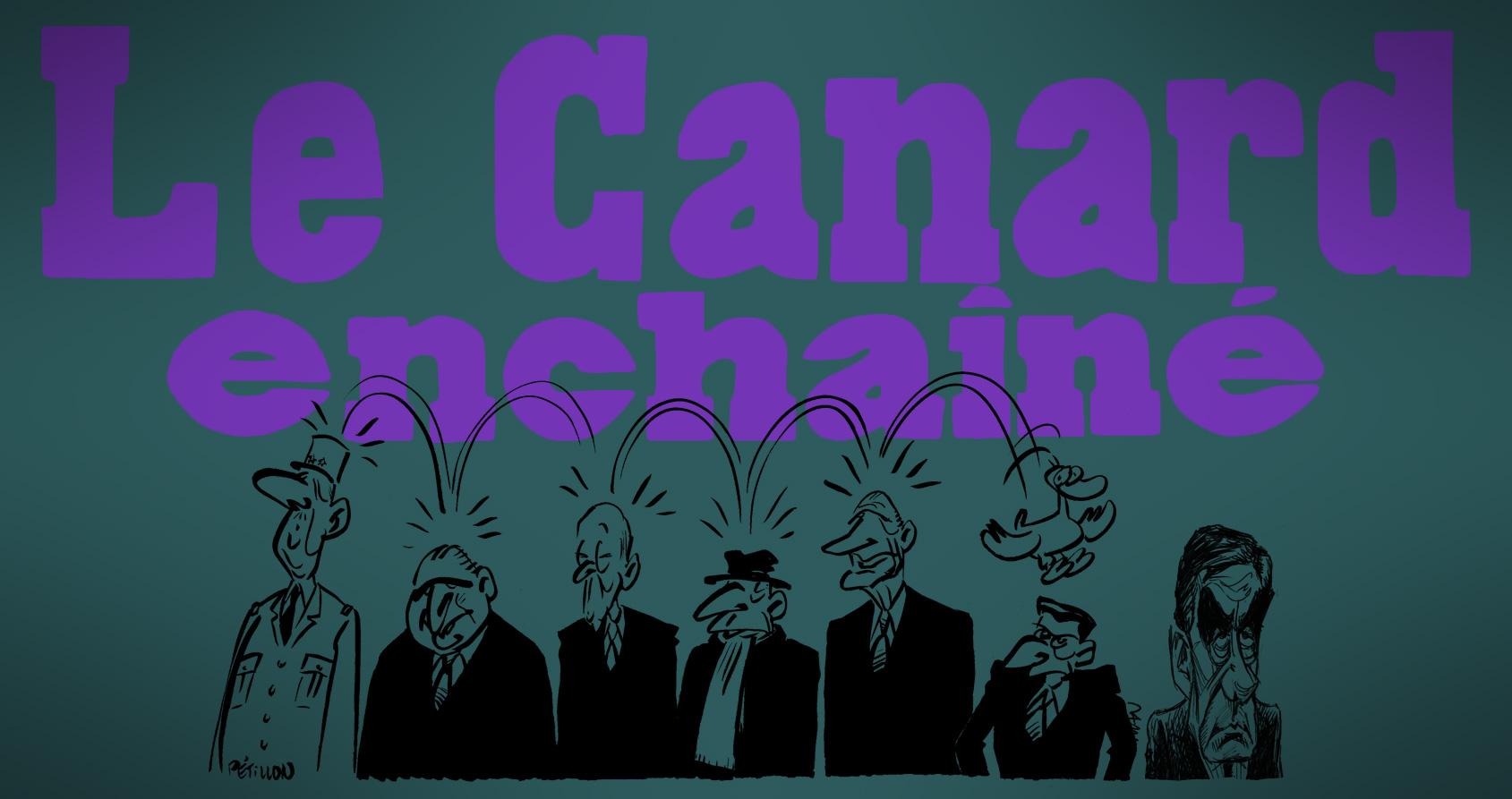 Le Canard Enchaîné : l'histoire du journal qui fait rire ses lecteurs et peur aux politiques