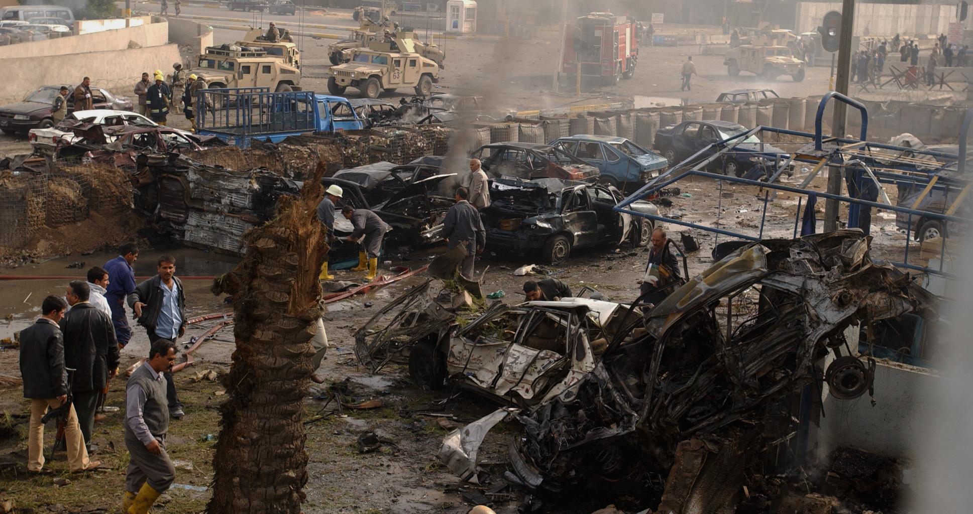 Dans Bagdad, ville otage des voitures piégées