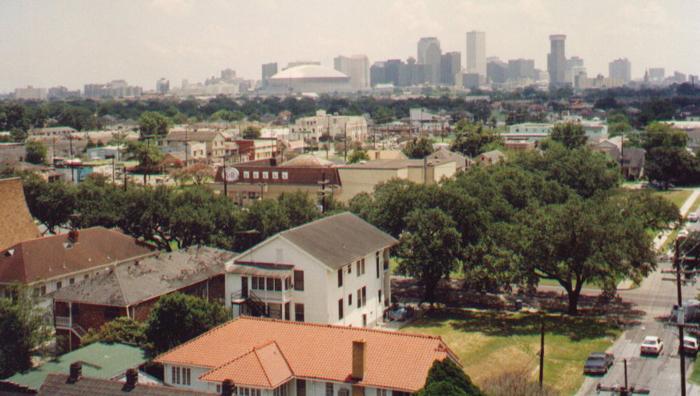 La Nouvelle-Orléans en 1991Crédits