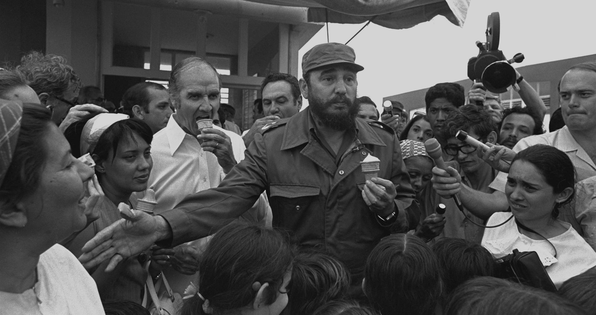 L'étrange obsession de Fidel Castro pour le lait