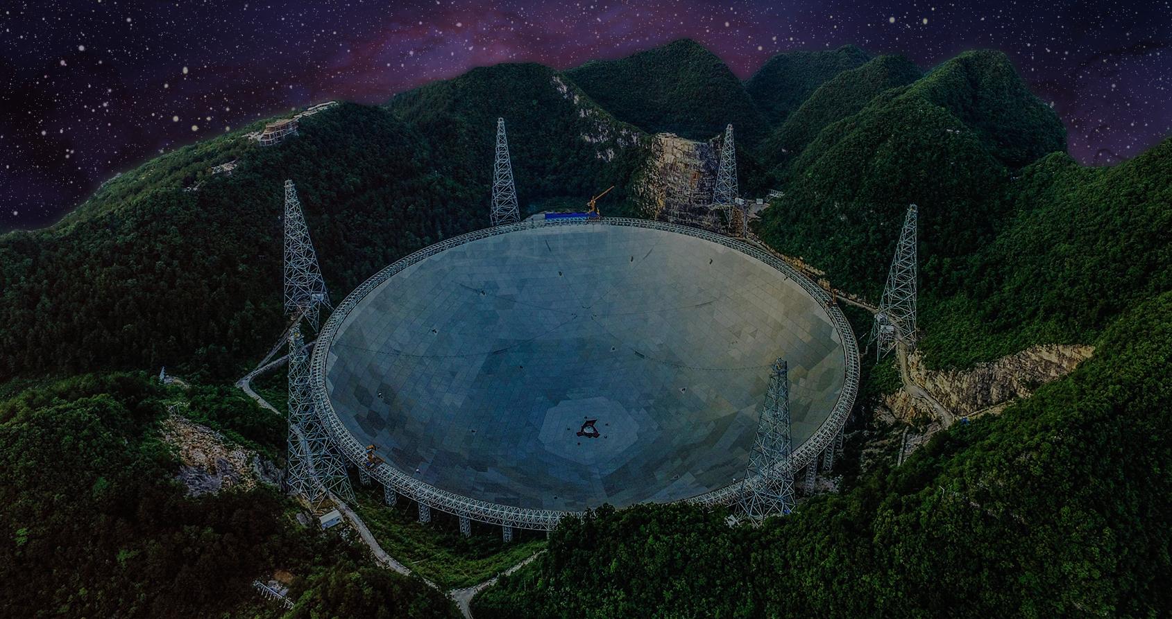 La Chine sera-t-elle la première nation à entrer en contact avec des extraterrestres ?