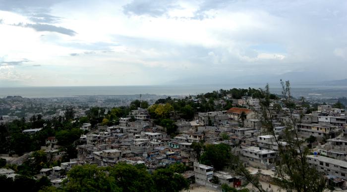 Port-au-Prince, capitale d'HaïtiCrédits