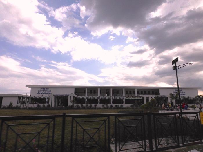 L'hôpital universitaire de MirebalaisCrédits