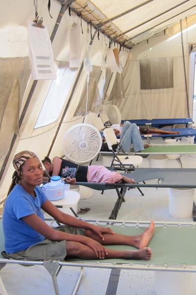 Des victimes du choléraCrédits