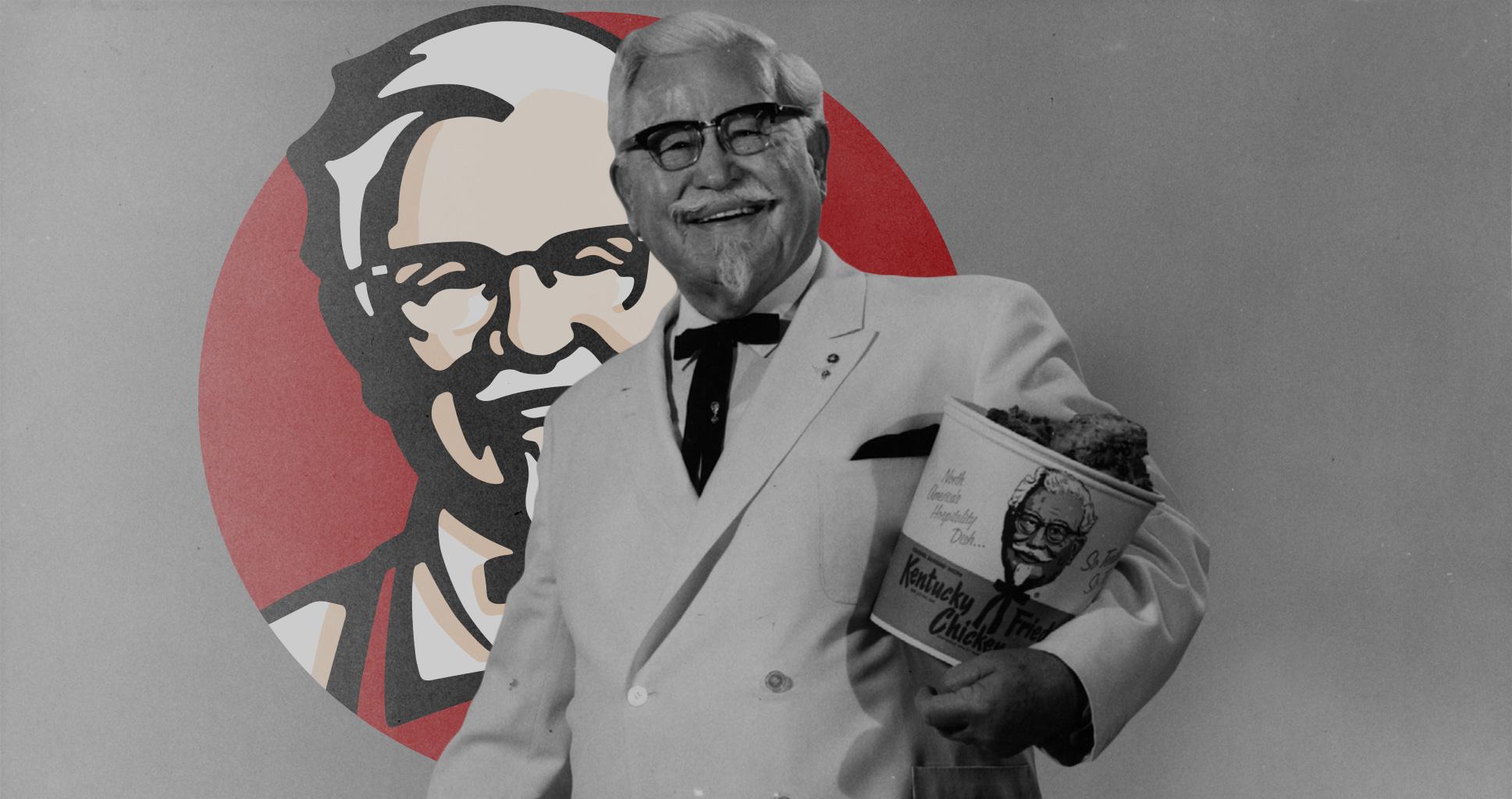 L'histoire vraie du vrai Colonel Sanders de KFC (2)