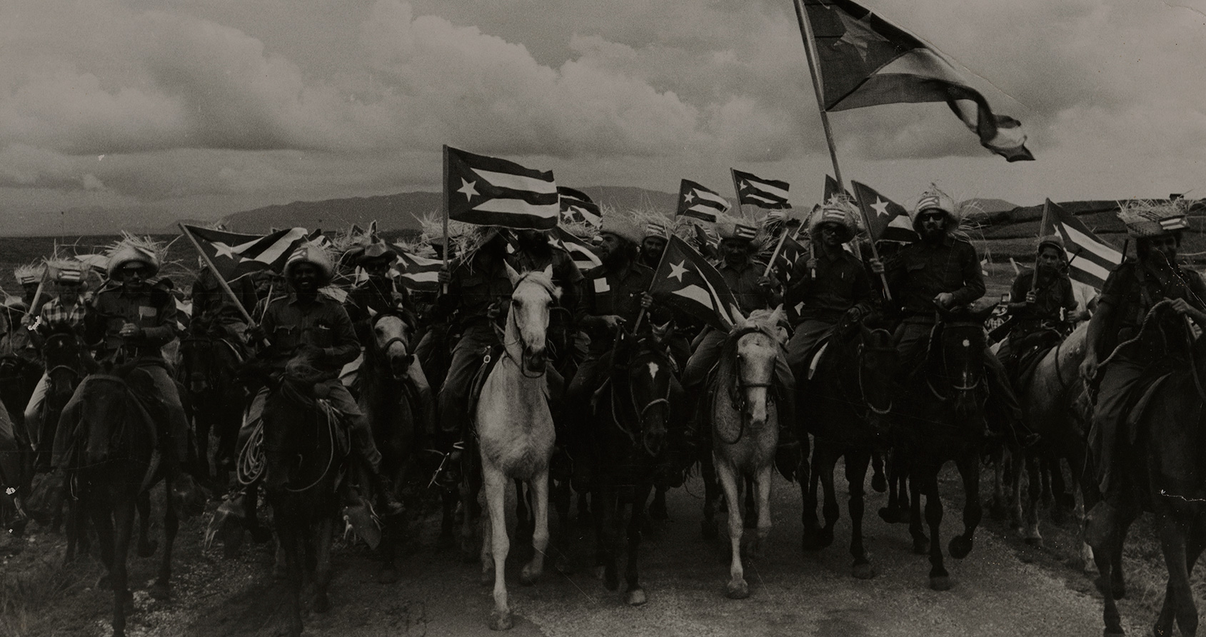 Souvenirs d'une jeune révolutionnaire cubaine