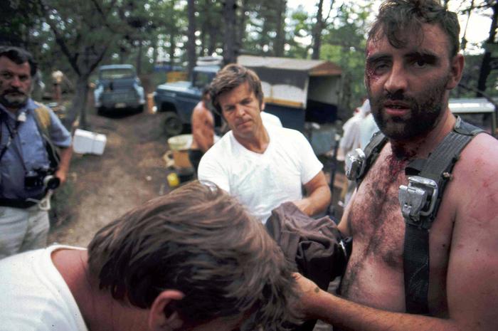 Plusieurs acteurs ont été bléssés pendant le tournageCrédits : Christopher Dickey