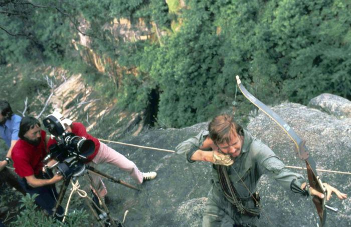 Jon Voight en pleine actionCrédits : Christopher Dickey