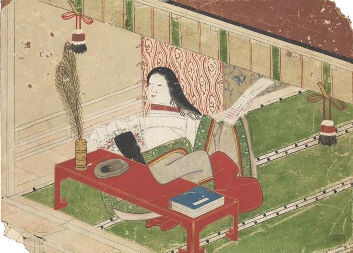 Kusozu Mort d'une noble dame et décadence de son corps 1/9 XVIIIe siècle