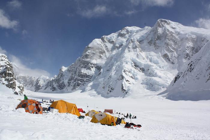 Camp de base du DenaliCrédits : Eva Holland