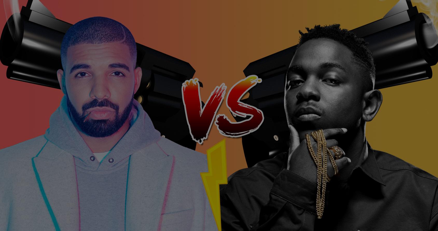 Drake vs. Kendrick Lamar : la guerre froide du rap US