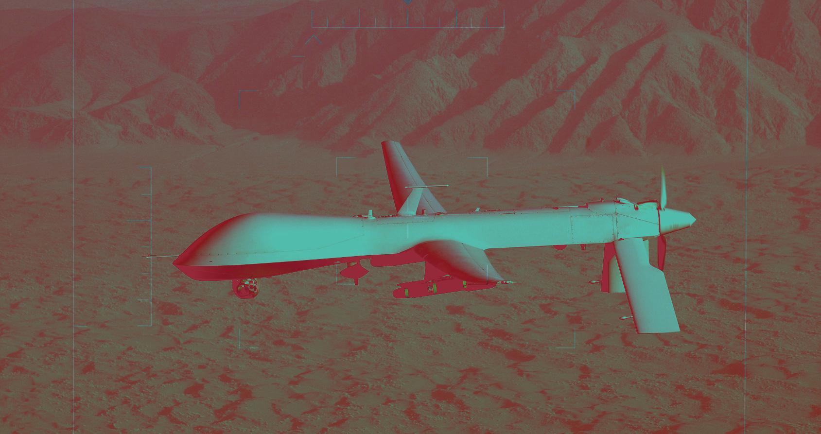 Des pilotes traumatisés racontent l'horreur de la guerre des drones