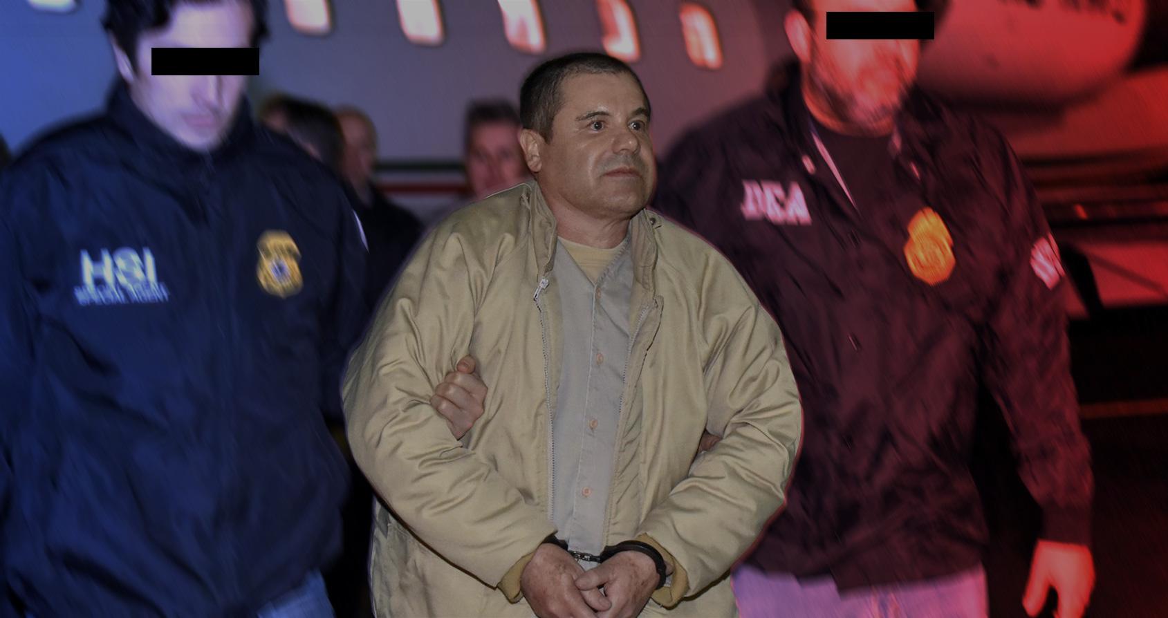 El Chapo : l'histoire totale du narcotrafiquant devenu une icône pop