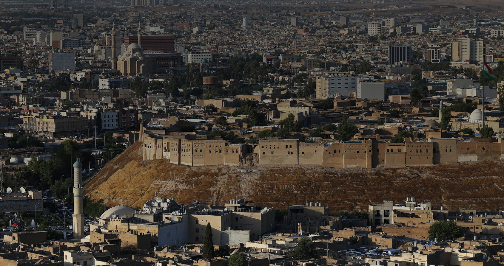 Comment les Kurdes et les Irakiens ont préparé la bataille de Mossoul