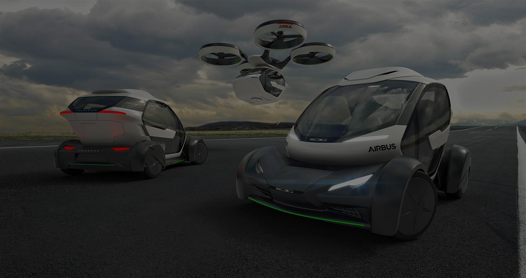 Comment se déplacera-t-on dans la ville du futur selon Airbus ?