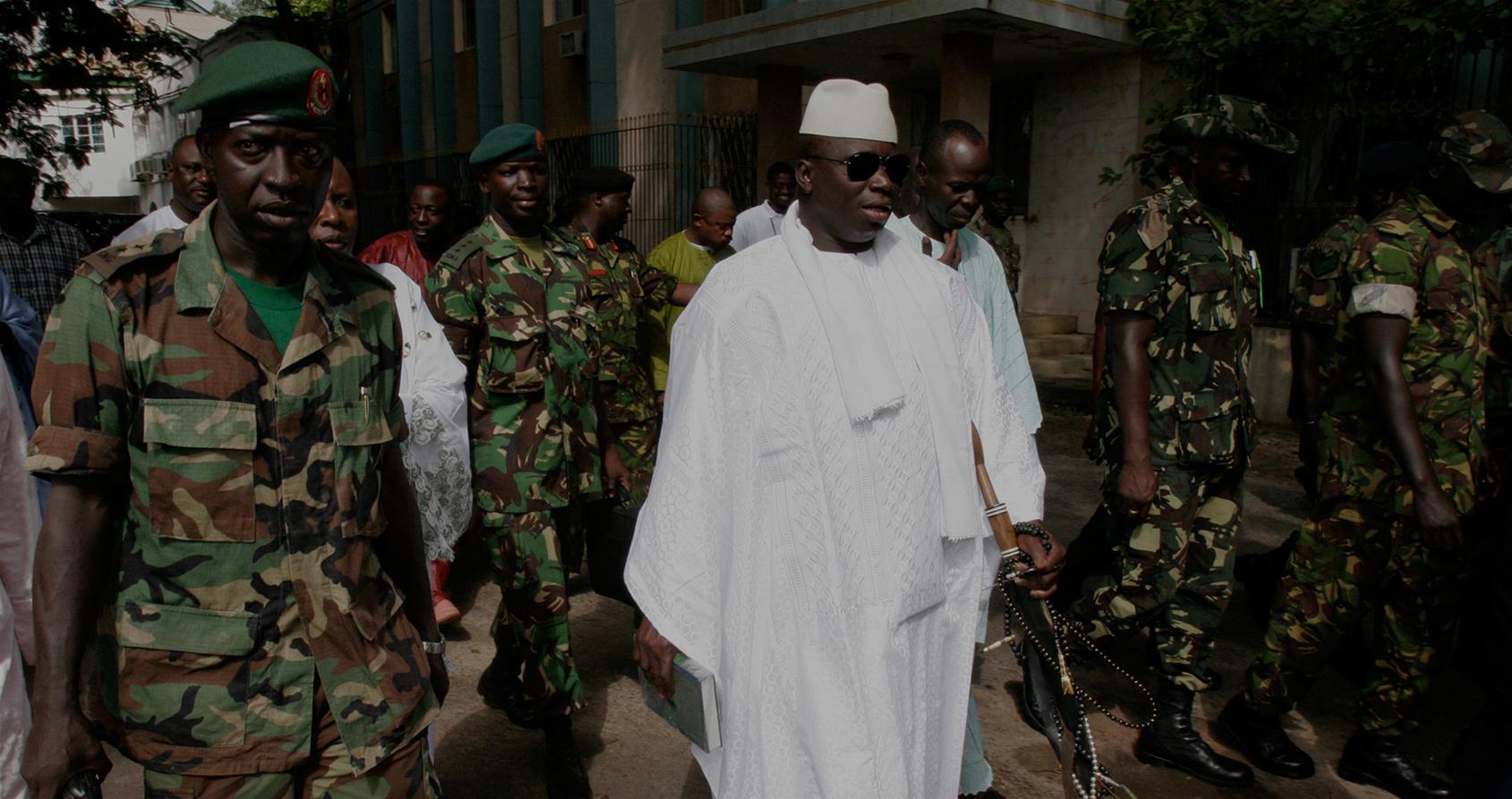 Un coup d'État à huit : au cœur de la tentative ratée de renverser le président de la Gambie