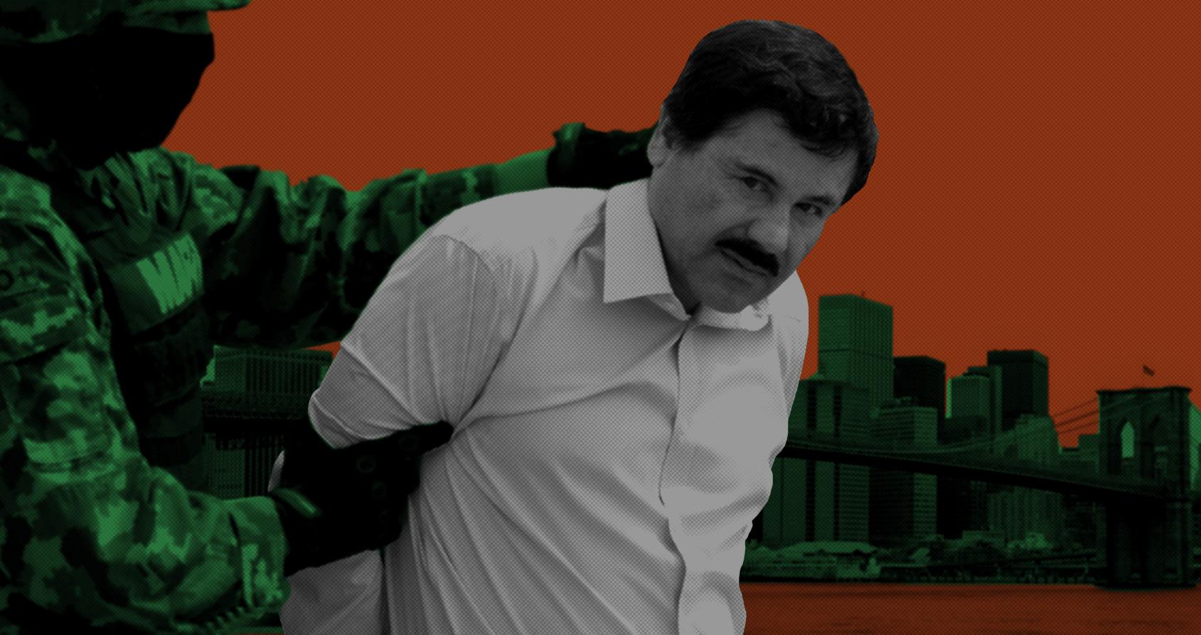 Dans les coulisses de l'extradition à haut risque d'El Chapo