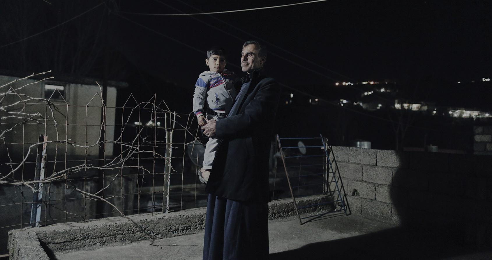 Cette famille a survécu à l'État islamique. Le pire était à venir