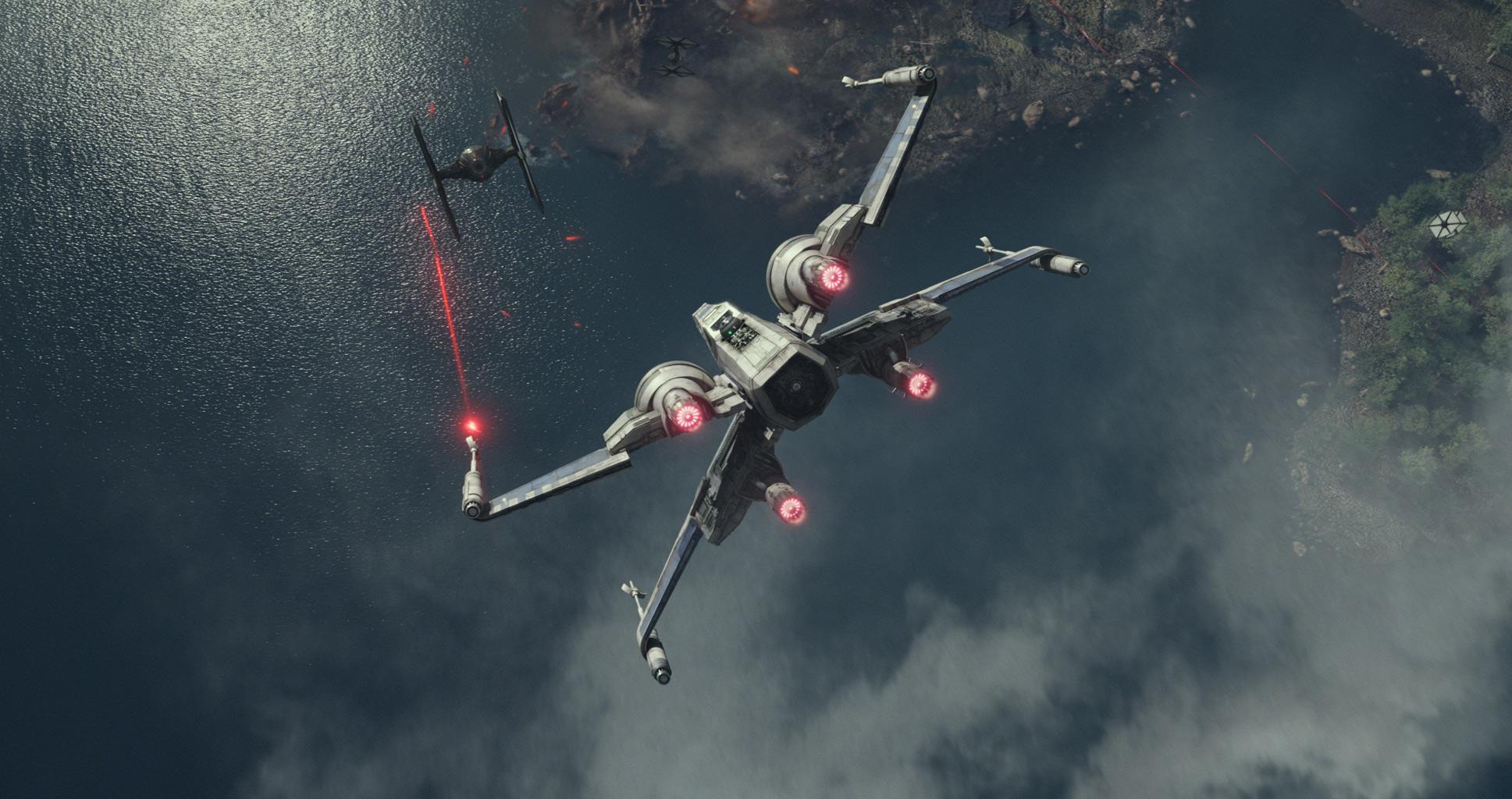 L'incroyable histoire du studio à l'origine des effets spéciaux de Star Wars