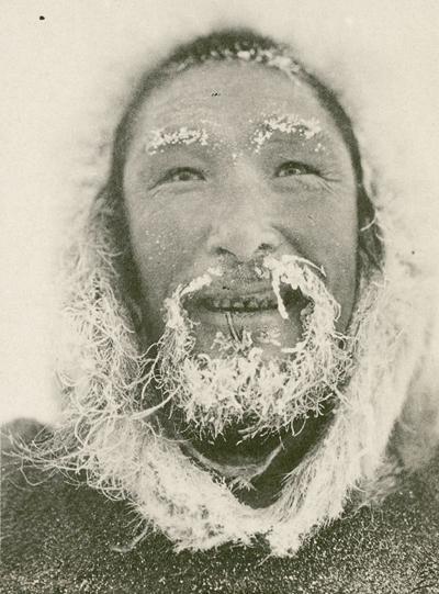 Un homme de la tribu des UmingmaktormiutCrédits