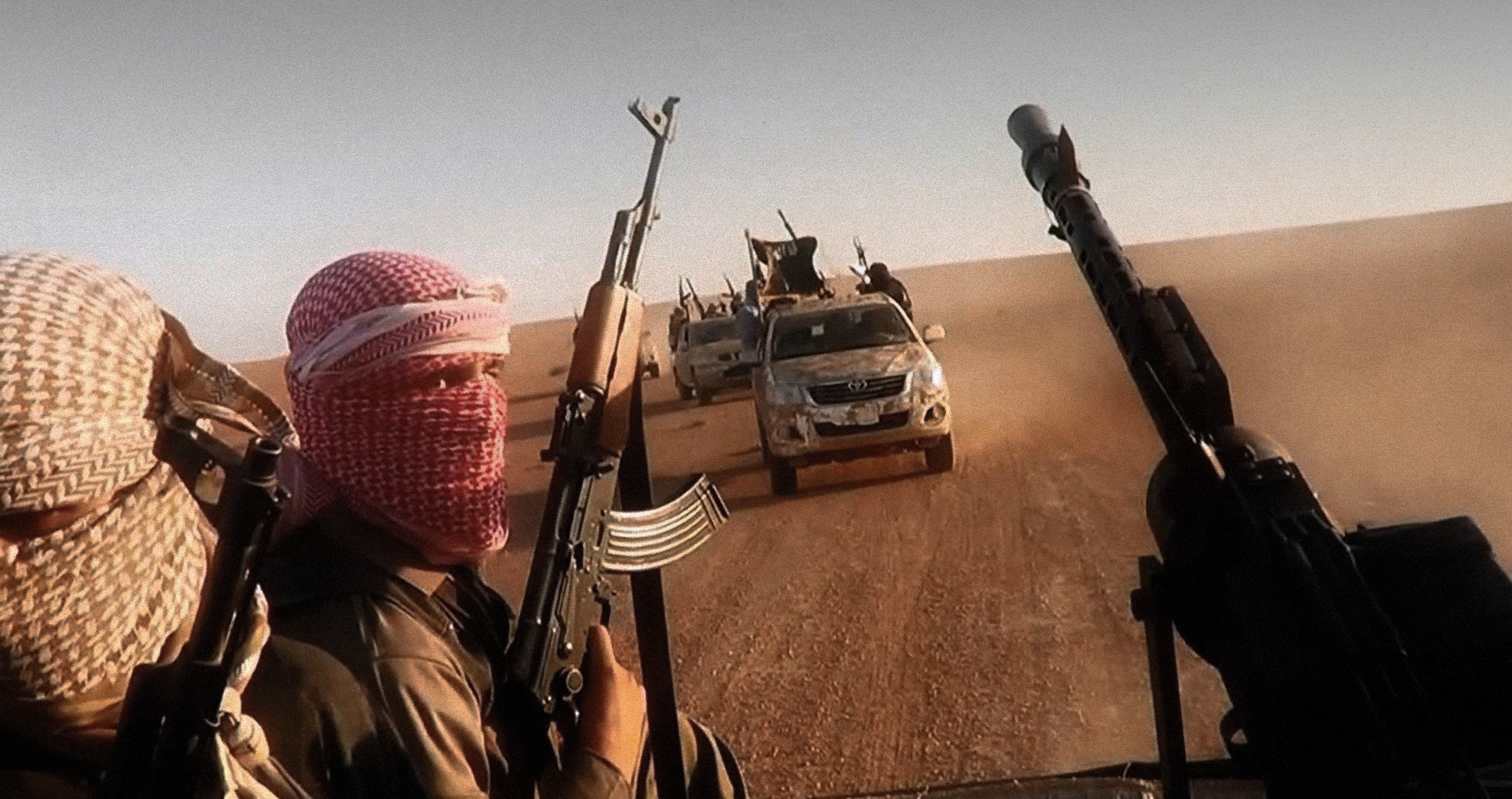 J'étais prisonnier de l'État islamique