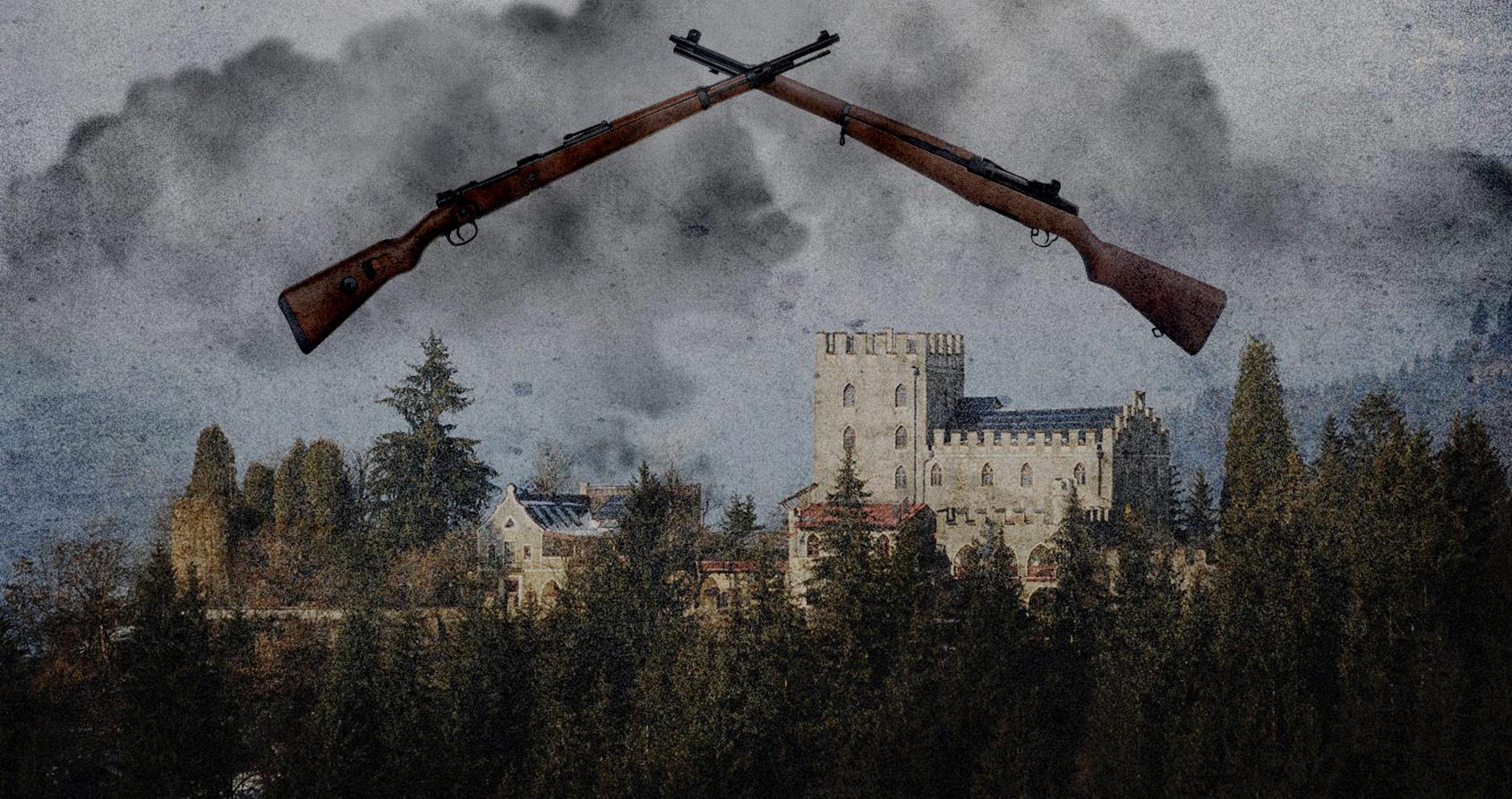 La bataille du château d'Itter : le jour où la réalité a dépassé Tarantino