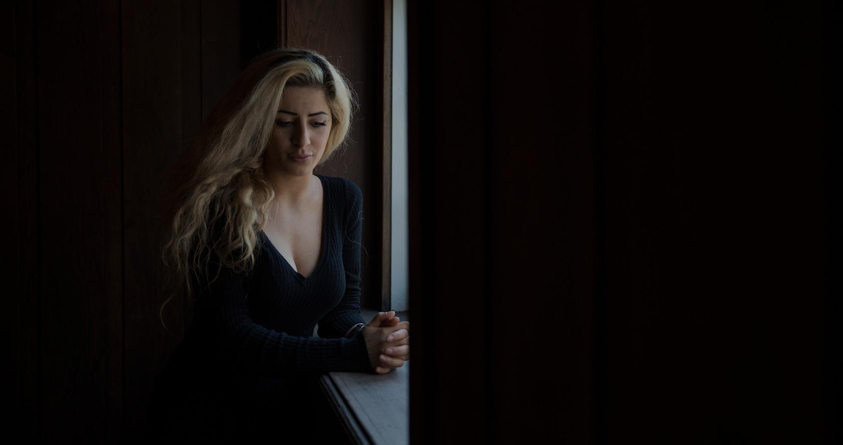 Cette étudiante danoise a été emprisonnée pour s'être battue contre Daech en Syrie