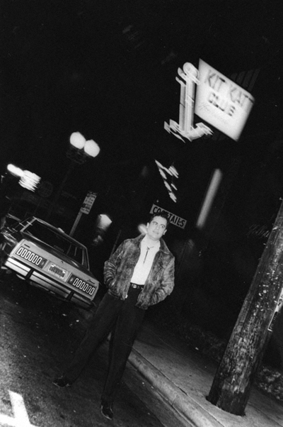 L'entrée du Kit Kat en 1982 L'un des nombreux clubs de Nash
