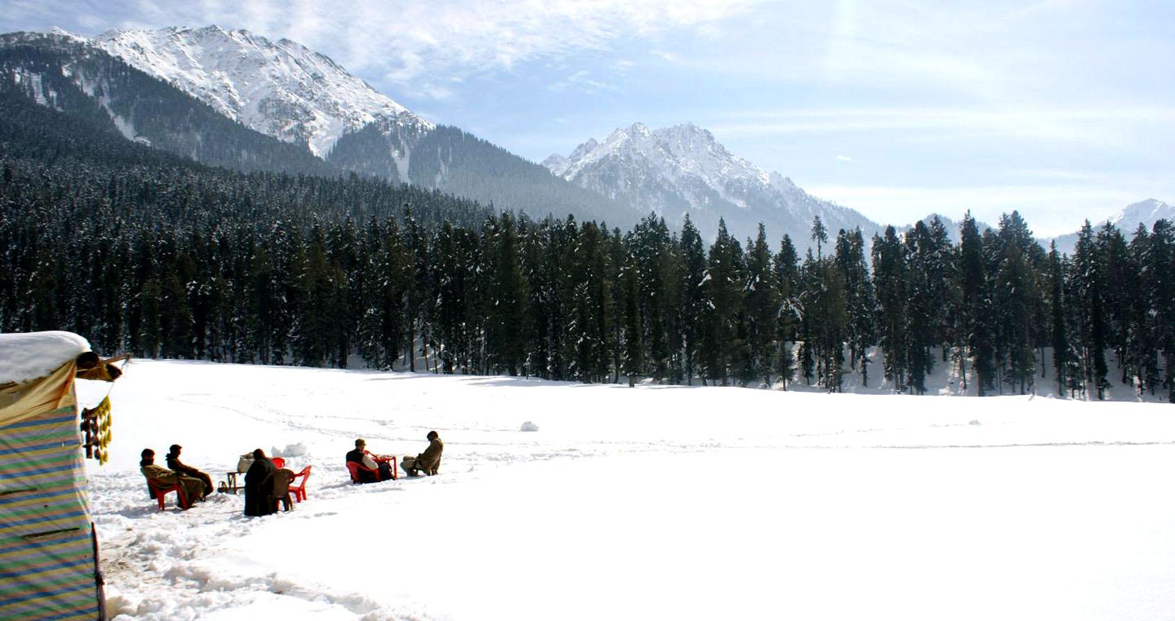 Cachemire, le paradis retrouvé