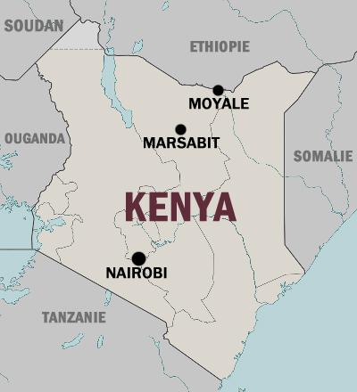 Voyage au coeur du Kenya