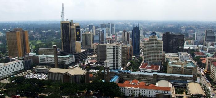 Nairobi, la capitale Kenyane