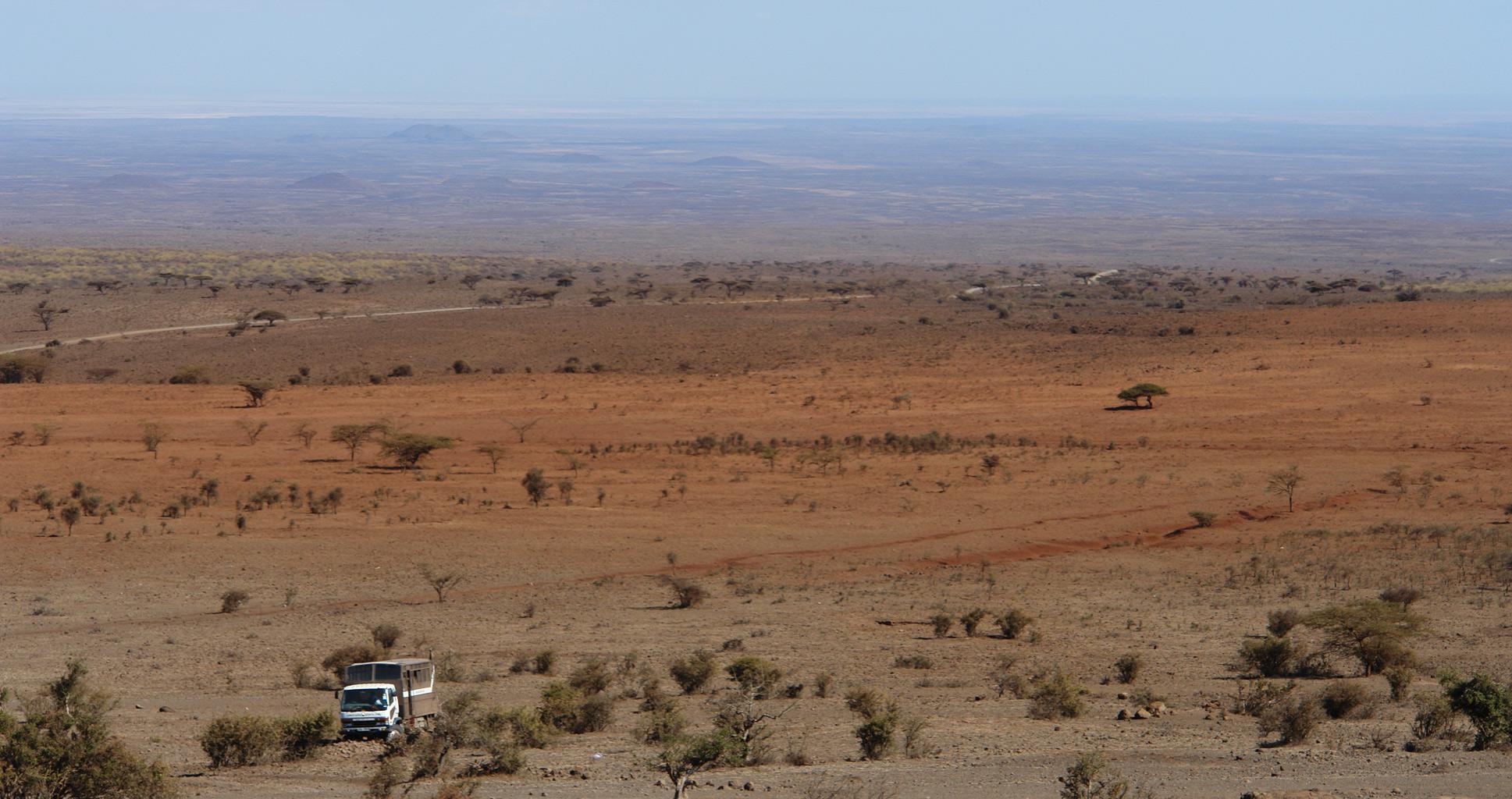 Road trip dans la région la plus redoutée du Kenya