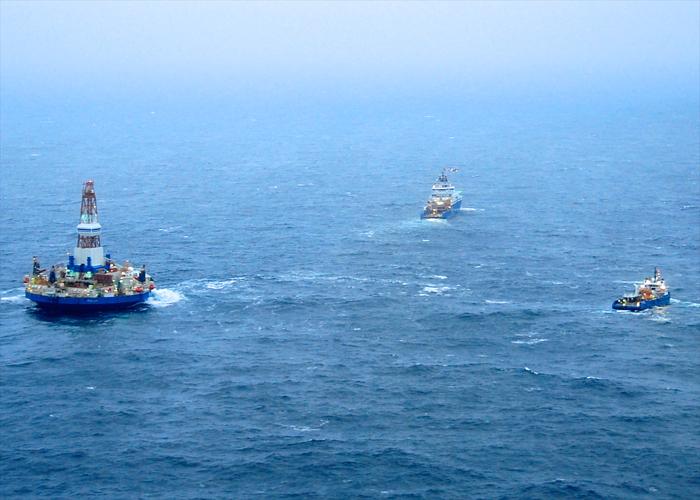 L'Alert, un second remorqueur, a été appeléCrédits : USCG