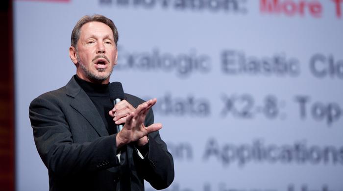 Larry Ellison, fondateur d'Oracle, veut rénover LanaiCrédits : Service Presse d'Oracle
